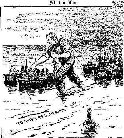 how did roosevelt s new deal try The new deal probably saved capitalism in the united states, which depending on your opinion really depends for all of what people claim were socialist tendencies, the new deal was really just a way to restructure capitalism and make it more appealing to ordinary people.