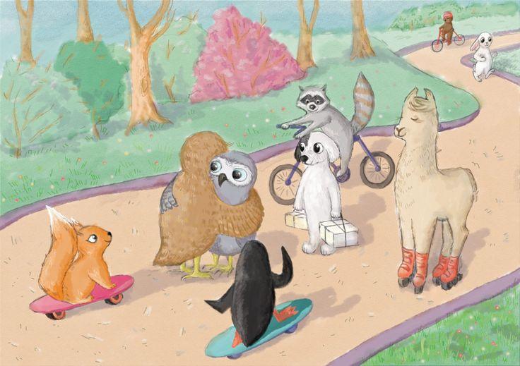 Tup Tup Tup stories for kids: CIVIC SOCIETY