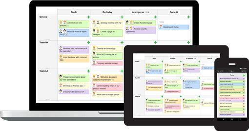 KanbanFlow - Lean project management. Simplified.