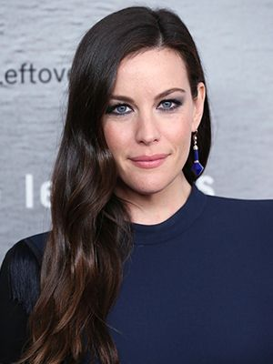 Liv Tyler's mesmerizing blue eyeshadow (and the palette you'll need to try this at home)