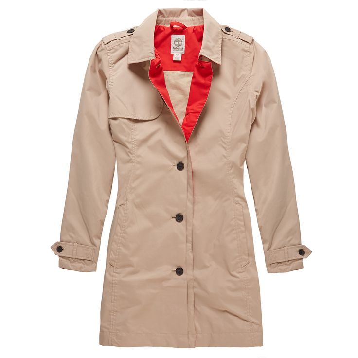 Women's Mount Liberty Trench With Hyvent® Lamination #2days1bag #Timberland