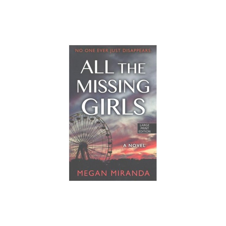 All the Missing Girls (Paperback) (Megan Miranda)