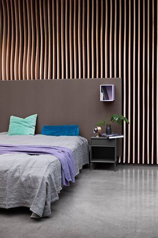 Montana for your bedroom. A perfect solution when you want to personalize your bedroom with colours and clever storage. #montana #montanafurniture #design #bedroom #sleep