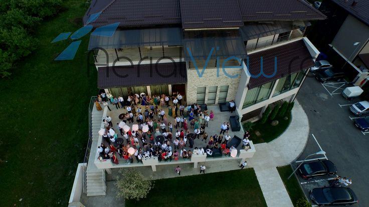 Aerial View - Filmari si fotografii cu drone oriunde in Romania !