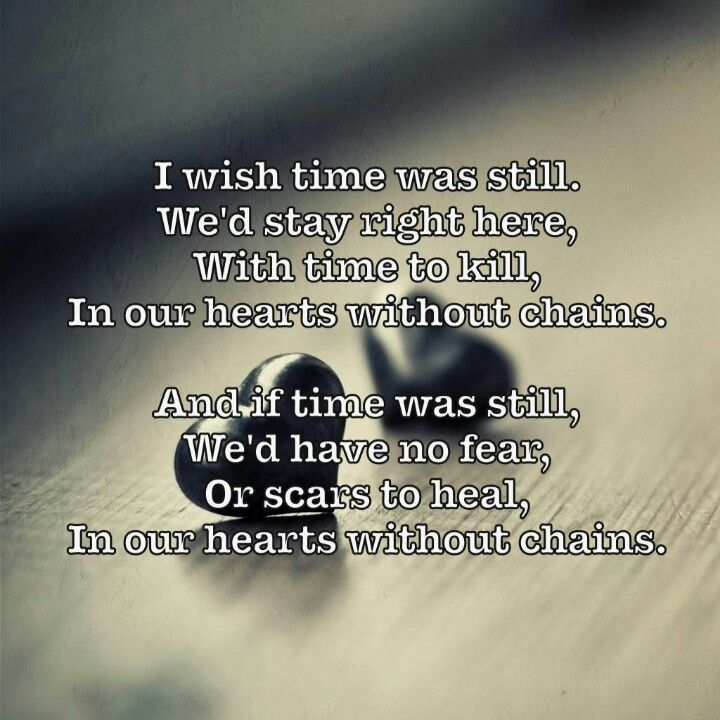 Hearts without chains by Ellie Goulding
