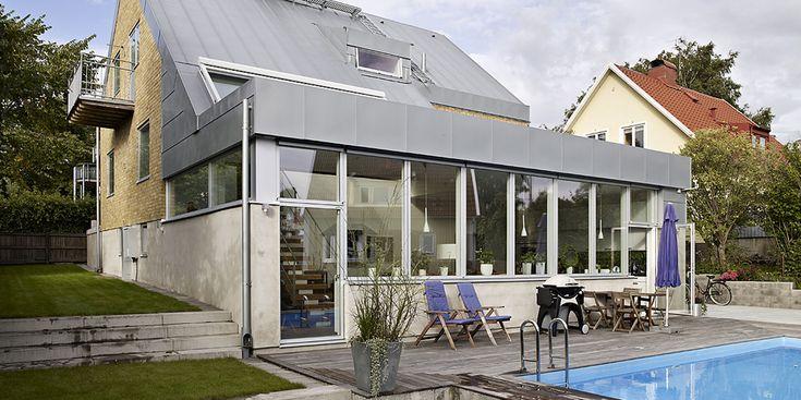 Sheet Metal House I | UNIT Arkitektur AB