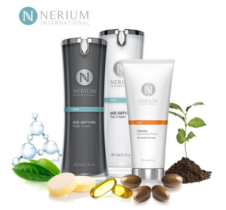 Combat the signs of aging with Award Winning & Celebrity Endorsed Nerium International, an exclusive and patented formulated Night and Day Age-Defying Cream