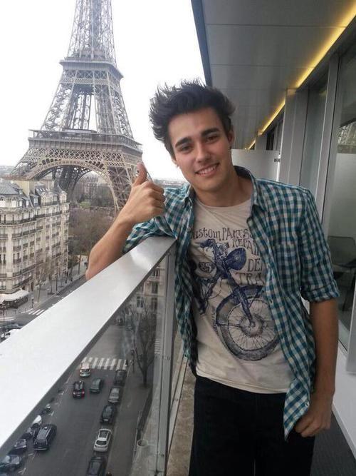 París... La ciudad del amor... con Jorge...