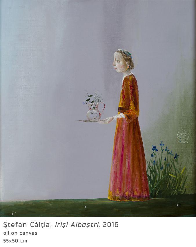 #45 Irisi Albastri Stefan Caltia