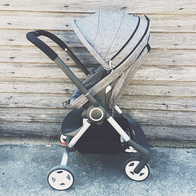 Stokke Scoot in black melange allnew blogger review