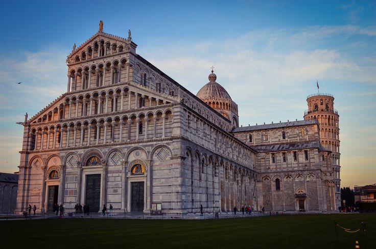 Catedral y Torre Inclinada de Pisa (Pisa - Italy)