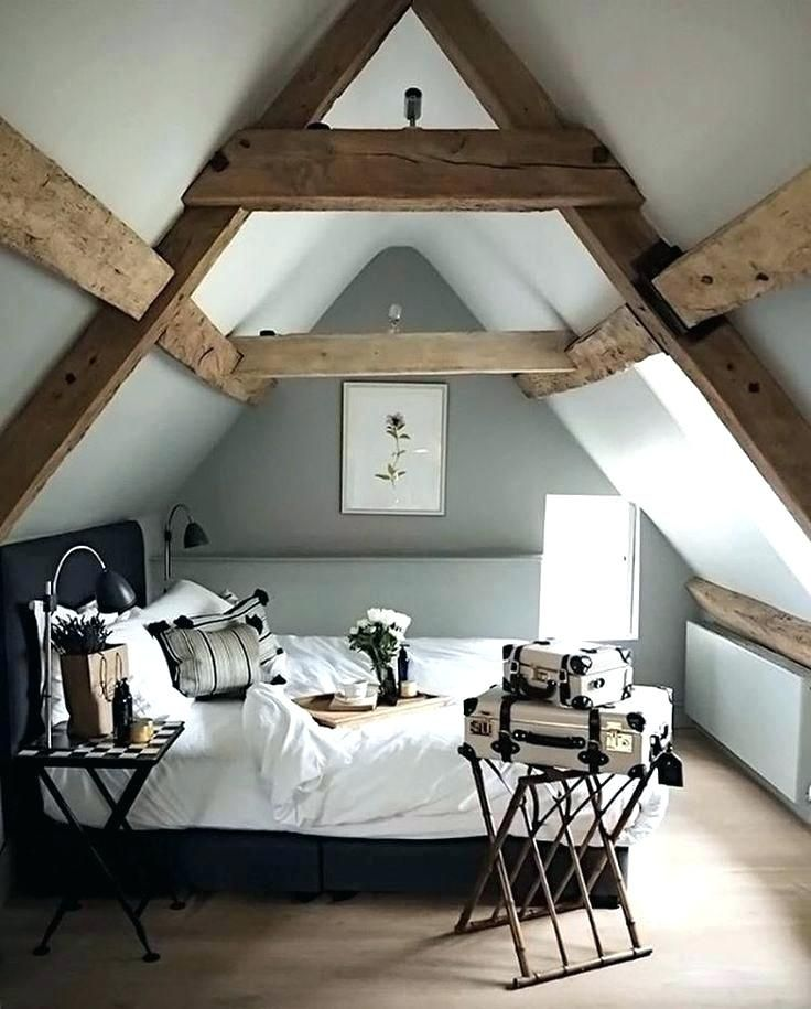 Very Small Loft Conversion Ideas Attic Bedroom Storage Solutions For ...