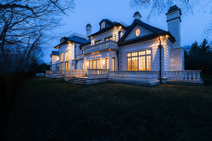 82 best traditional mansions images on pinterest dream for Dream homes ontario
