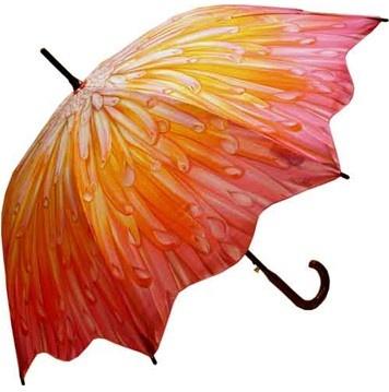 Full Size Chrysanthemum Umbrella