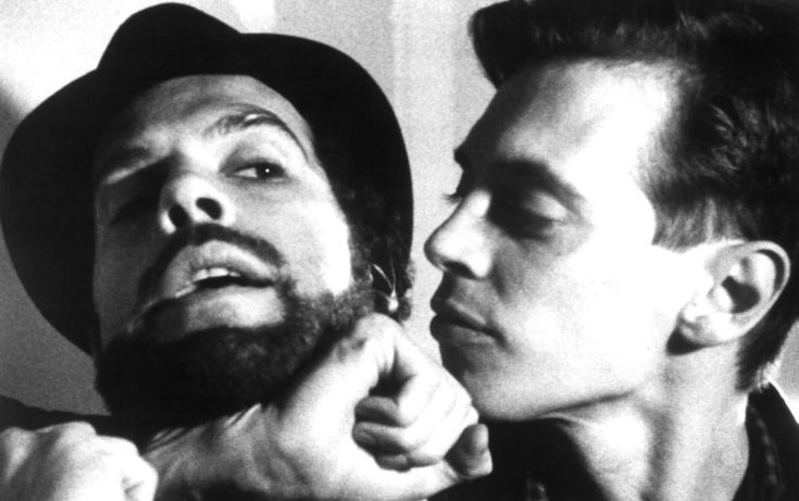 Steve Buscemi, 1986   Essential Gay Themed Films To Watch, Parting Glances http://gay-themed-films.com/watch-parting-glances/