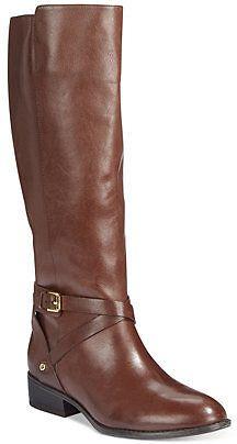 Lauren Ralph Lauren Mariah Riding Boots