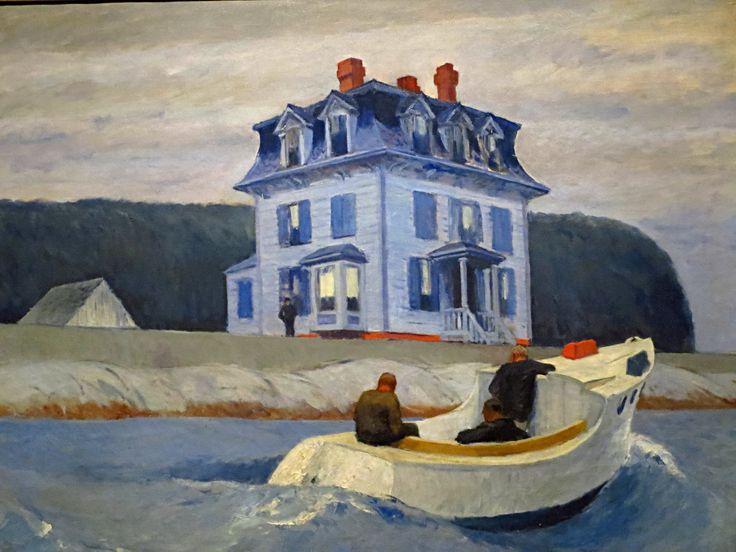 The Bootleggers (1925) Edward Hopper