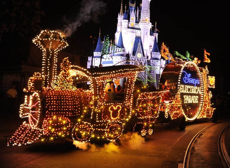 Walt Disney classic 'Electrical Parade'