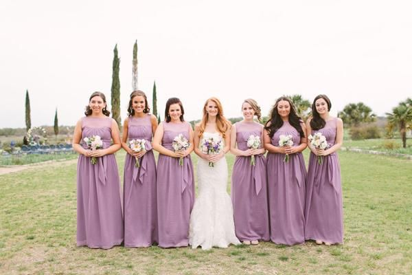 Custom Made Purple Chiffon Bridesmaid Dresses 2016 Sheer Neck Floor Long Plus Size 2016 Garden Wedding Guest Maid Of Honor Party Gowns Cheap Plus Size Bridesmaid Dress Plus Size Bridesmaids Dresses From Whiteone, $85.94| Dhgate.Com