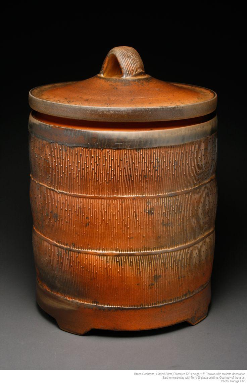 Bruce Cochrane  |  Lidded canister.
