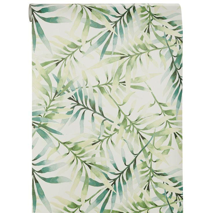 Behang Lente Groen  Home  Groen behang Slaapkamer