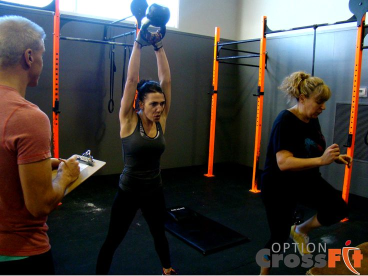 Party for our new box! #crossFit #optioncrossfitpiedmont #crossFitevent #kbs #girlswhocrossfit