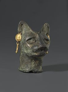 Cats in ancient Egypt - Wikipedia,