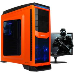 Buy AMD FX 8350 R7 370 Overclocked Eight Core Gaming PC at Evetech.co.za