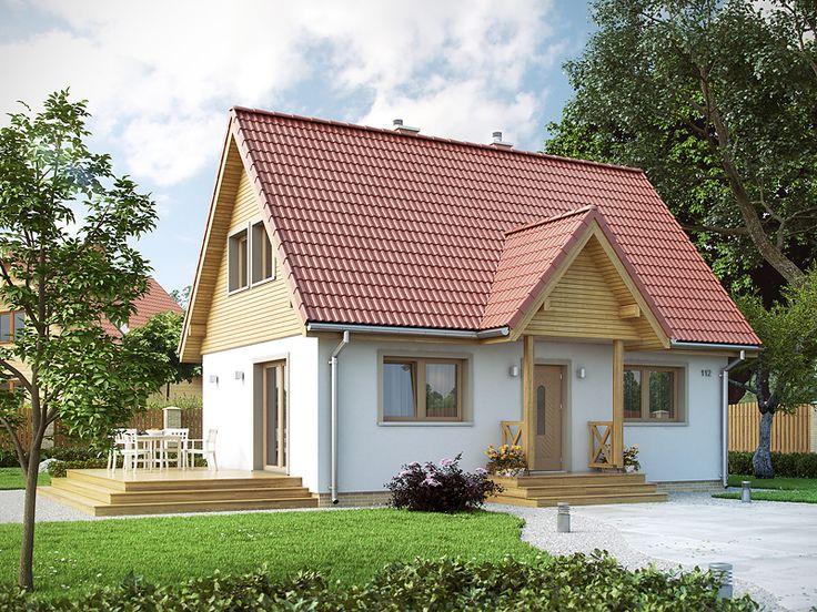 DOM ST5-46 - gotowy projekt domu
