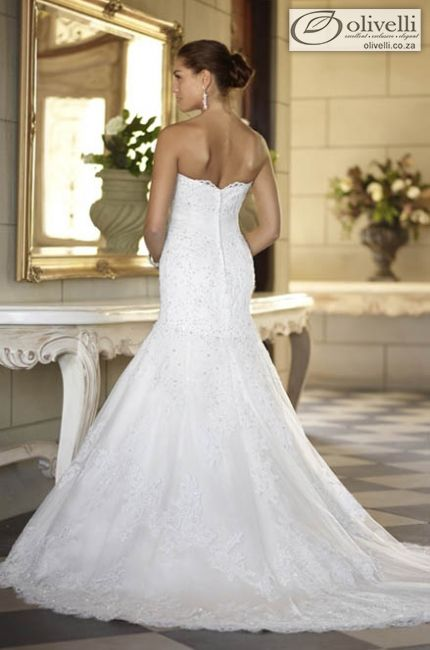 5864 - Wedding Dresses - Stella York | Olivelli