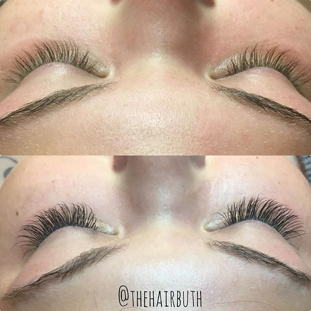 Minky's Eyelash Extension Model #7 😍 #minkys #lashes #eyelashes ...