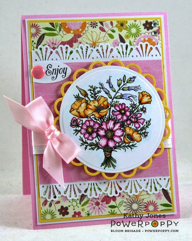Inspired to Stamp: Spring Forward or Fall Back
