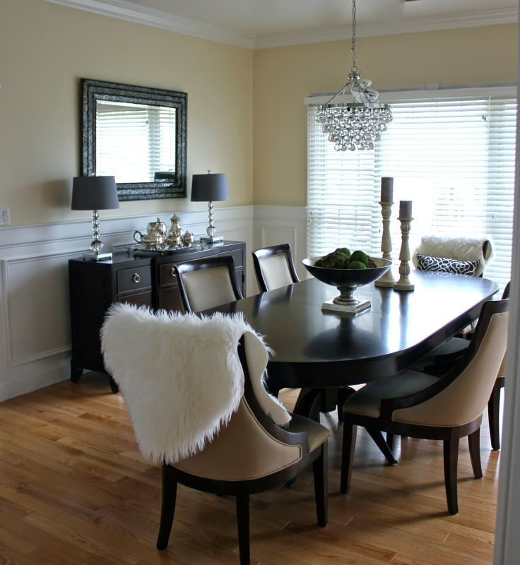 Kick Off A Luxe Dining Room With Fabulous Design Elements From HomeGoods Next Step Is