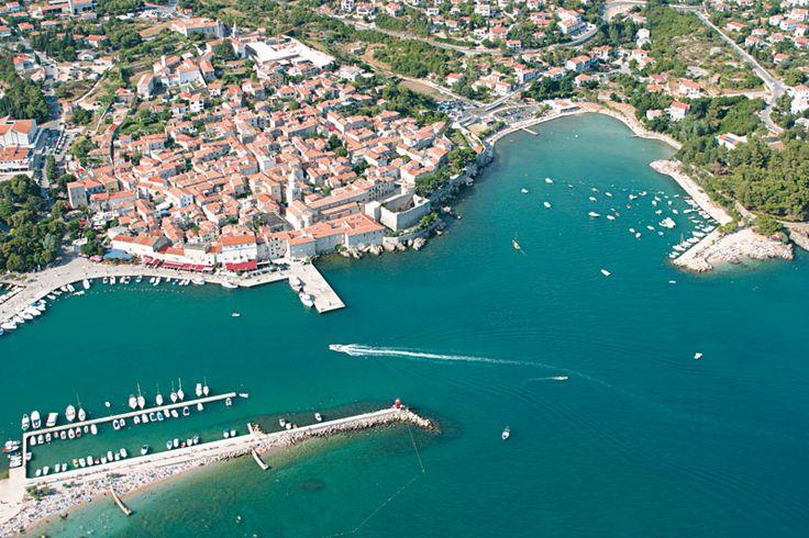 Chorvátsko - ostrov Krk
