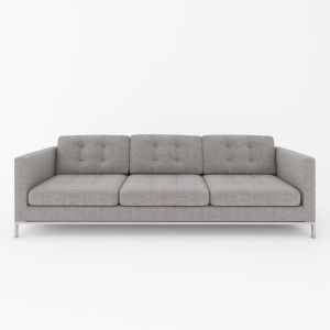 Our Jack Sofa Is A Modern Take On A Classic Mid Century Modern Sofa. Mitte  Des Jahrhunderts Modernes ...