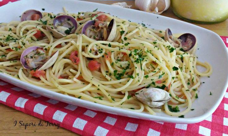Spaghetti con le vongole come al ristorante
