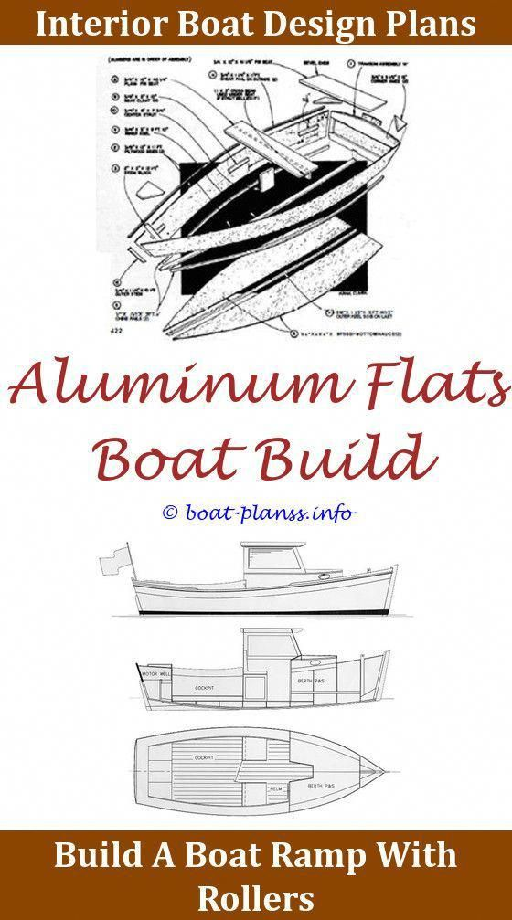 Free Plans To Build A Boat FlatBoatPlans Boat House Plans