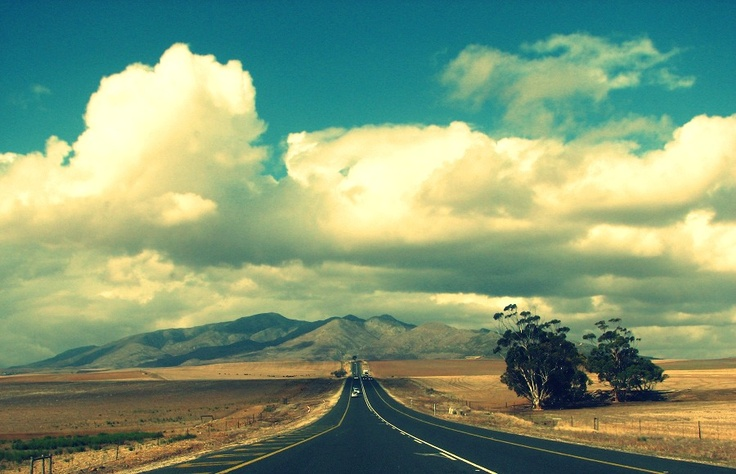 Road to Bredasdorp
