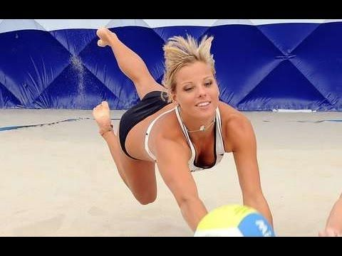The Hottest Female Volleyball Players