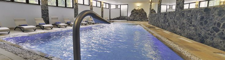 Le Village SPA #sauna #wellness #piscina