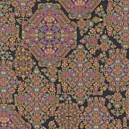 Robert Kaufman - Botanica AJMM-8858-201 JEWEL