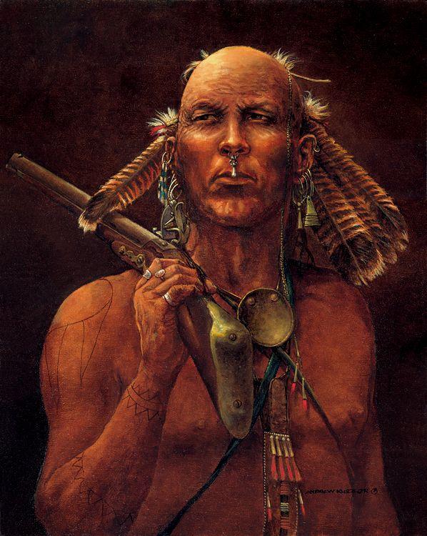 Eastern Woodland Indian