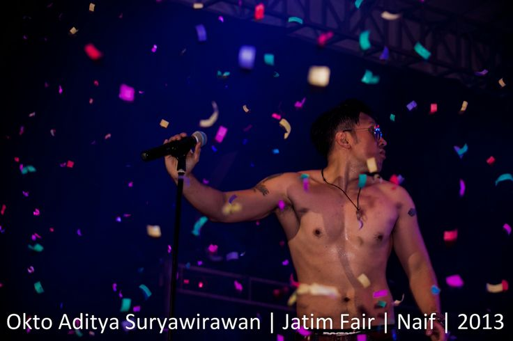 #naif #jatimfair #band #stage #photography #nikon #d5000