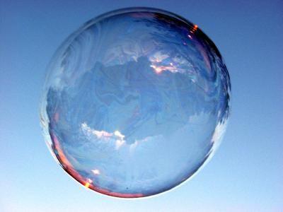 bolle di sapone giganti
