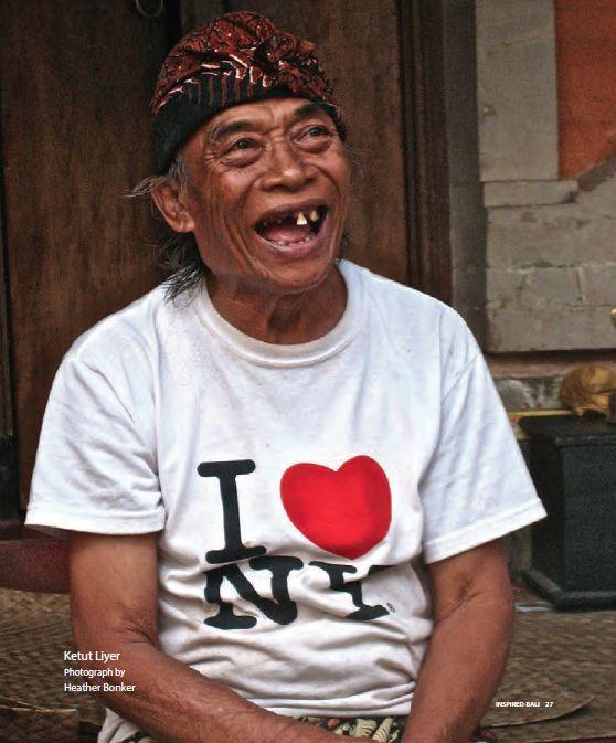 Ketut Liyer - Inspired Bali