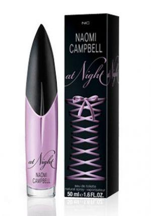 Naomi Campbell At Night Naomi Campbell for women