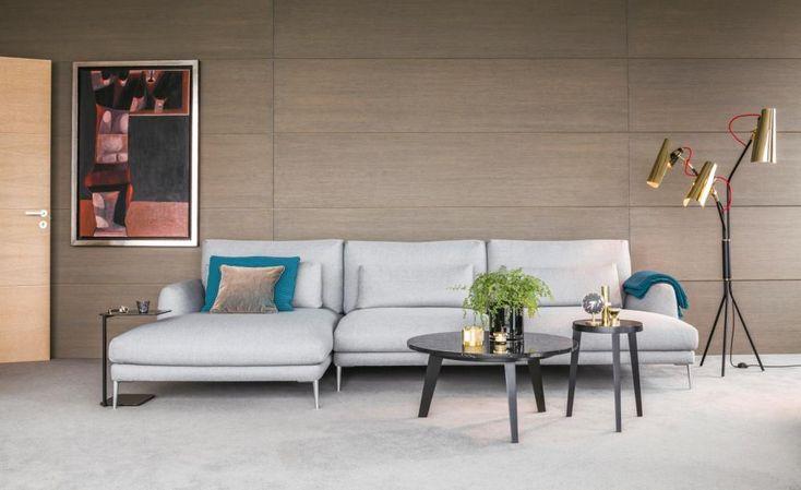 Sofa Classic marki Comforty to połączenie funkcjonalności, wyjątkowego komfortu i eleganckiego wzornictwa. Znajdź więcej na: www.euforma.pl #sofa #comforty #design #polishdesign #livingroom