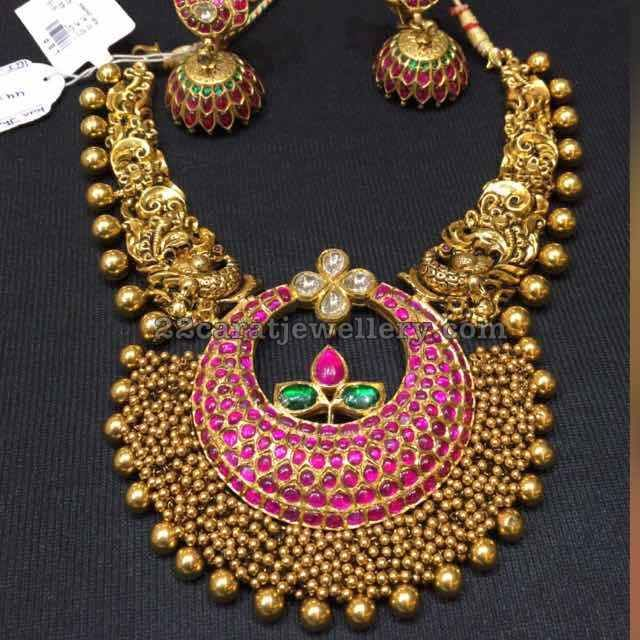 1000 Ideas About Indian Bridal Jewelry Sets On Pinterest: 1000+ Ideas About Temple Jewellery On Pinterest