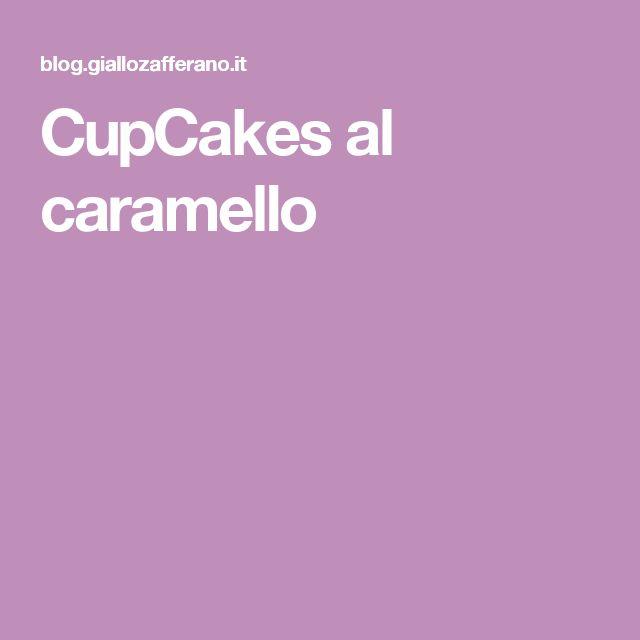 CupCakes al caramello