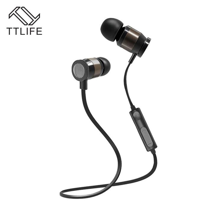 18.40$  Watch here - http://alibjx.shopchina.info/1/go.php?t=32798004349 - Original TTLIFE Wireless Sport Earphone Bluetooth Magnetic Headphone with Mic for Xiaomi Piston 3 Auriculares Bluetooth Earbud  #SHOPPING